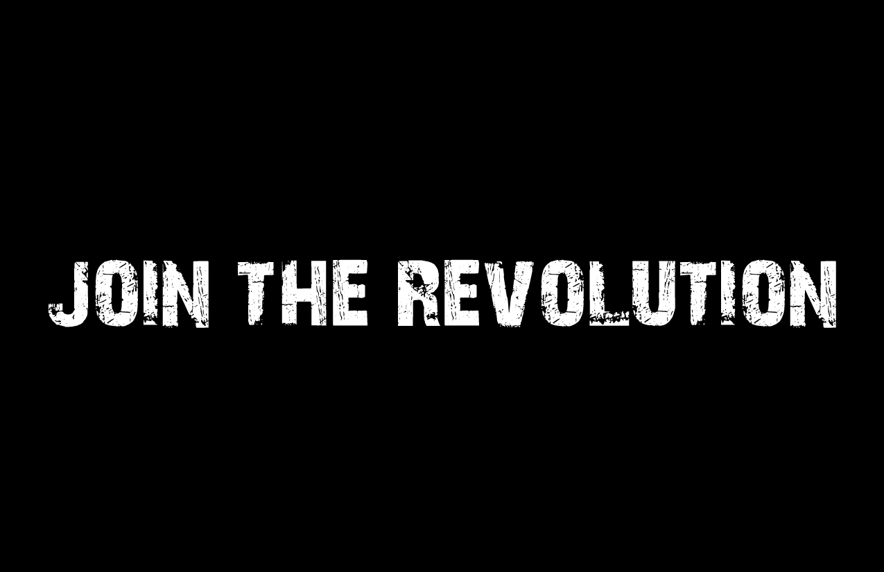 xJoinTheRevolution