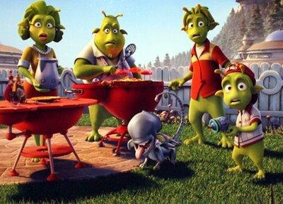 Planet_51_Alien_Family