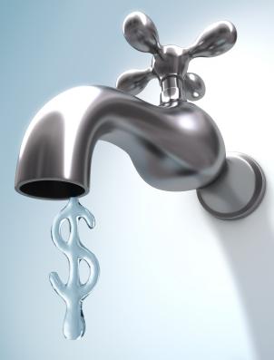 faucet-drip-dollar-sign