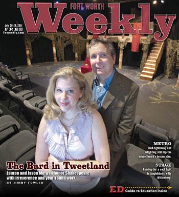 The Bard in Tweetland - Fort Worth Weekly