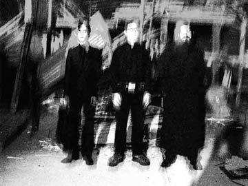 The Pointy Shoe Factory were a goth band hailing from Fort Worth, Texas. Active between and , they became local legends and usually played shows at places like Rubber Gloves and The Argo, with fellow bands Yeti, The Night Game Cult and Thorazine Dreams.