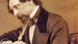 Looking spry for a 200-year-old man: Charles Dickens.