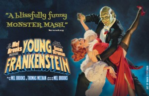 Young Frankenstein runs thru Thu at McDavid Studio.