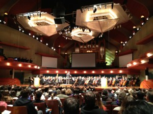 UNT Symphony Orchestra performs at 8pm at Winspear Hall in Denton.