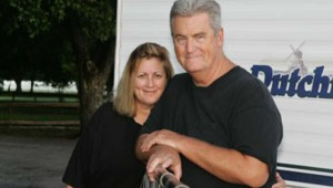 Former owners Michael and Annette Daniel. Lee Chastain