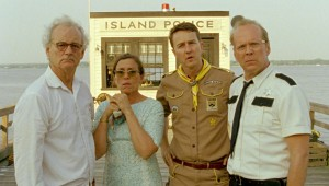 Wes Anderson's Moonrise Kingdom opens Friday.