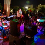 """Headliners Josh Weathers & The True+Endeavors packed the house, erm, we mean """"the park."""""""