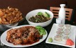 Tang's Pacific Bistro offers ninja chips, a beef ramen bowl, a California roll, and sesame chicken. Lee Chastain