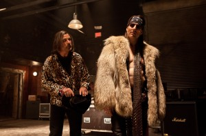 "Alec Baldwin and Tom Cruise get their glam rock on in ""Rock of Ages."""