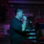 Dru B Shinin' and crew performed at The Pour House.