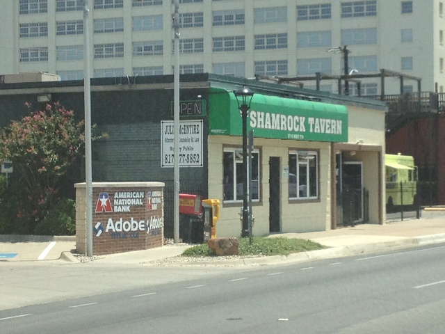 New owners are coming in to take over The Shamrock Tavern, renaming it The Abbey Pub.