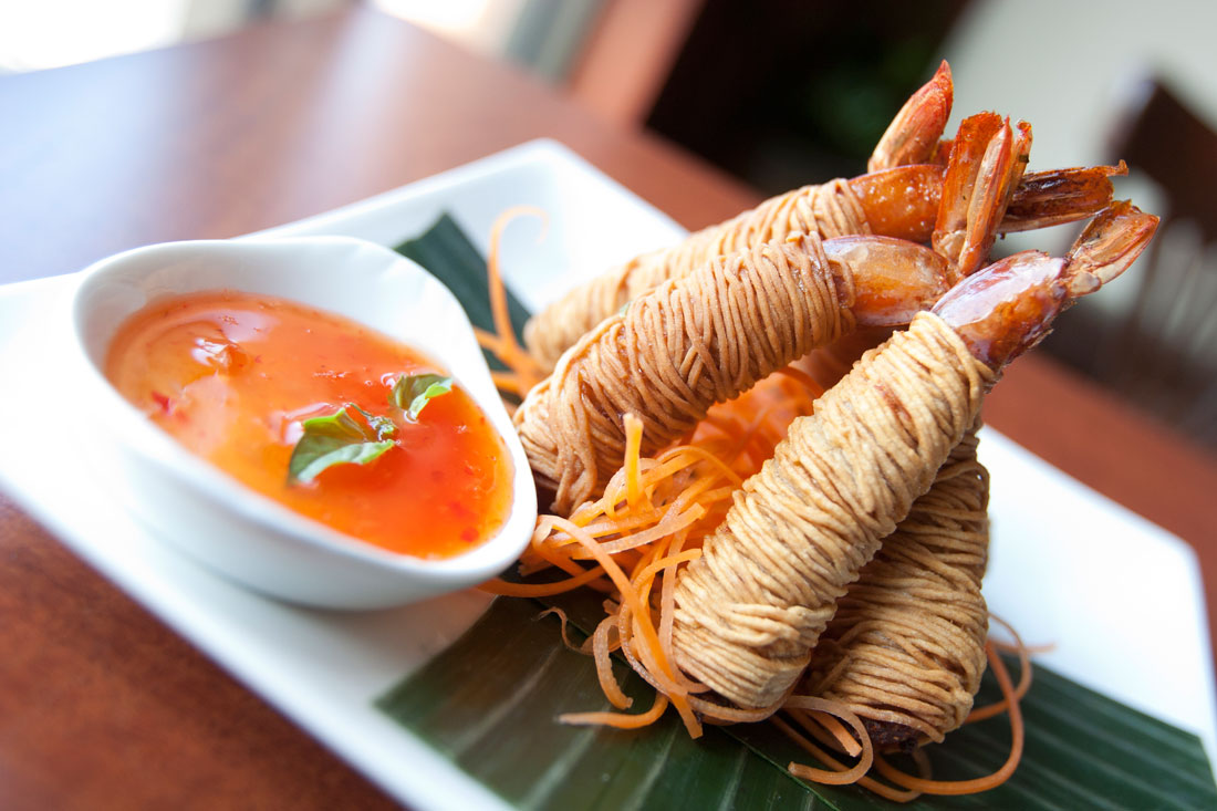 Pretty much everything is authentic and scrumptious at Thailicious. Chase Martinez