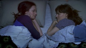 Emily Blunt and Rosemarie DeWitt have a heart-to-heart in Your Sister's Sister.