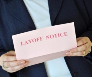 Layoff-notice