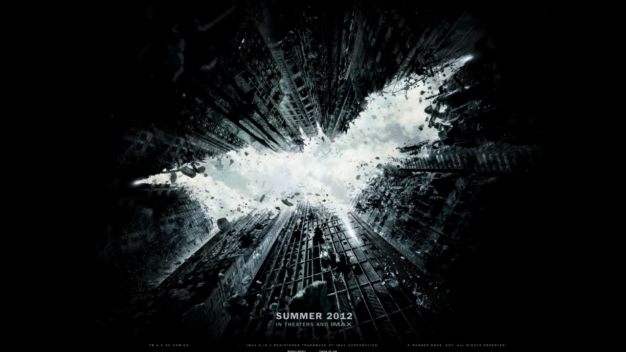 Batman The Dark Knight Rises Logo 1280x720 Fort Worth Weekly