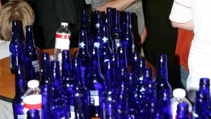 BUD LIGHT PLATINUM WAS THE DRINK OF CHOICE LAST NIGHT AT THE FORT WORTH WEEKLY MUSIC AWARDS PRESENTATION.