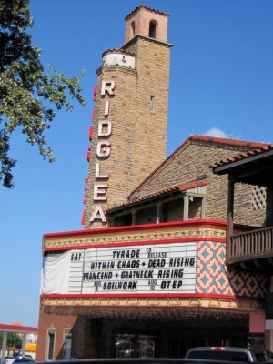 Ridglea Theater might become AEG Live's Fort Worth outpost.