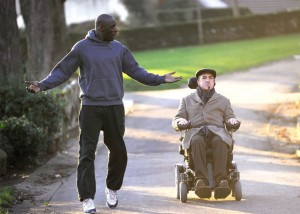 The Intouchables now playing in Dallas.