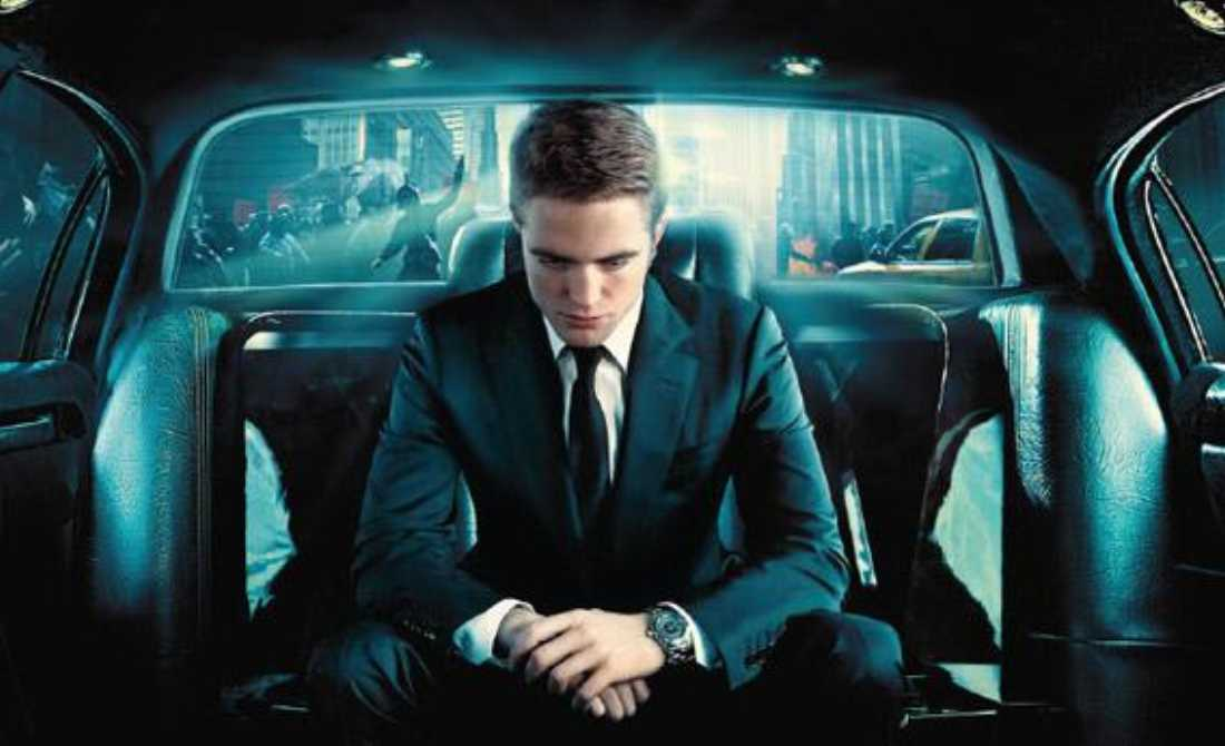 Cosmopolis opens Friday.