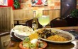 There's a Tex-Mex feast to be had at Mexico Real. Lee Chastain