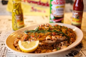 Crawdaddy's menu features such inventive items as a redfish couvillion over dirty rice with crawfish etoufée sauce. Vishal Malhotra