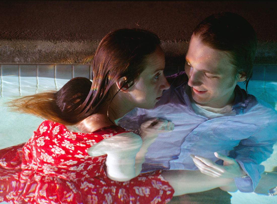I've found the write girl: Zoe Kazan and Paul Dano in Ruby Sparks.