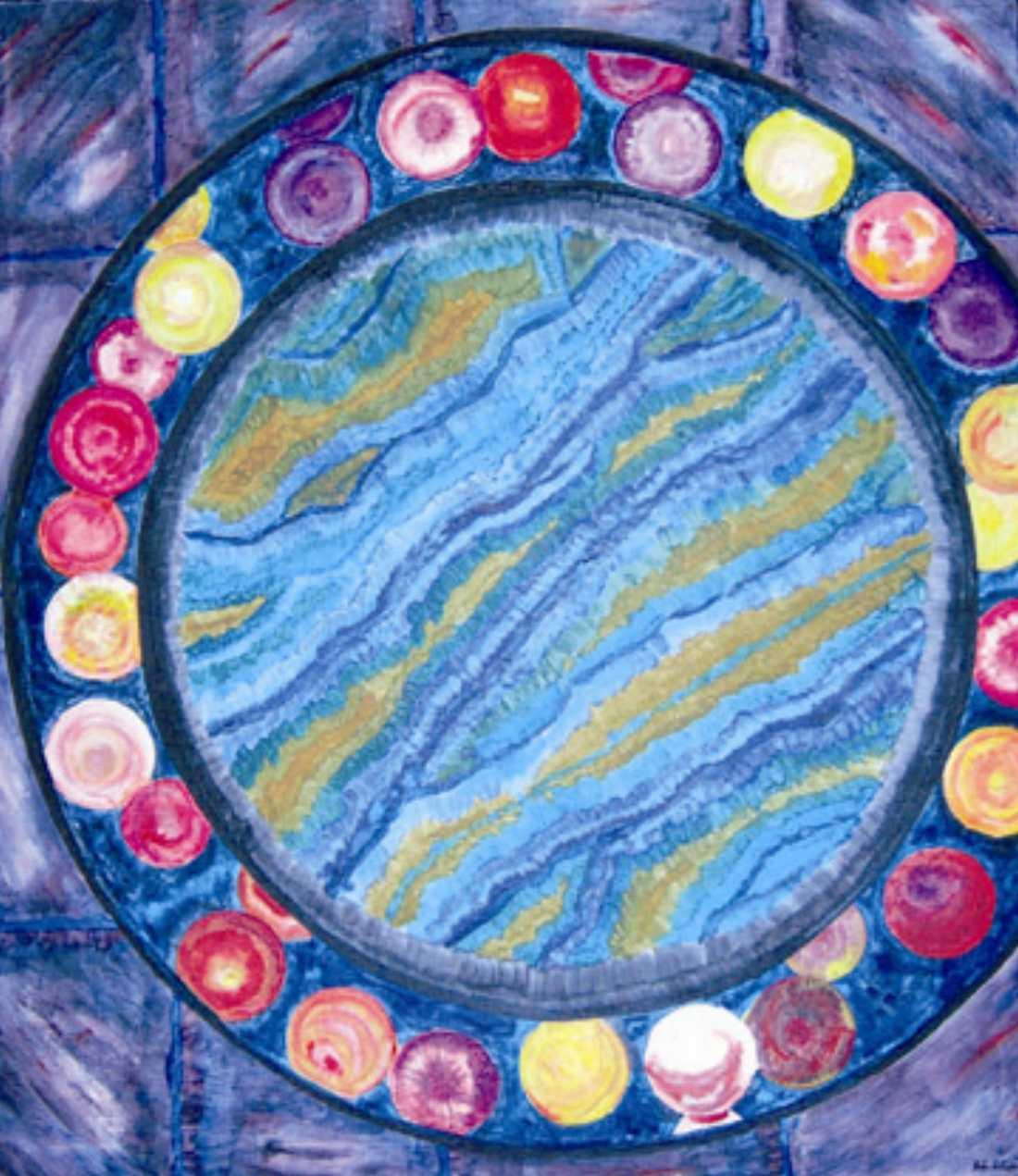 """John Flippin's """"Real Circles"""""""