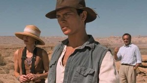 River Phoenix stars in his last movie, Dark Blood, featuring music from Fort Worthian James Michael Taylor.