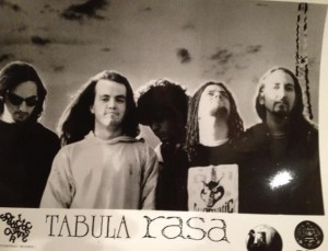 Old-school nu-school rock from North Texas: Tabula Rasa.