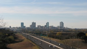 Fort Worth Skyline. PHOTO COURTESY OF QUESTERMARK