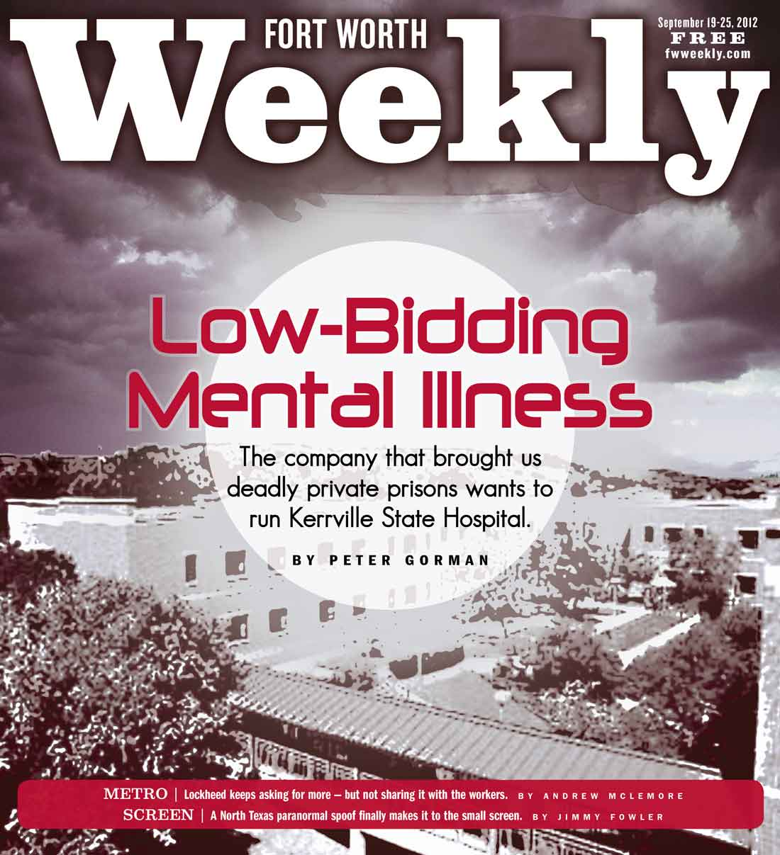 Low Bidding Mental Illness Fort Worth Weekly