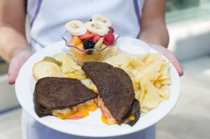 The greatness that is grilled cheese: the Grown-Up at McKinley's. Brian Hutson