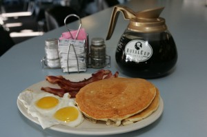 Breakfast at Hemphill's is comfort food at its finest. Lee Chastain