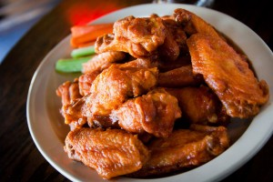 The fare at Buffalo Bros will make you want to do a buck-and-wing (each wing, less than a buck). Chase Martinez