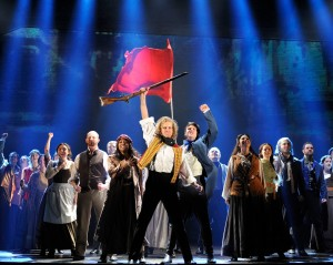 Les Misérables runs Wed-Sun at Bass Hall.