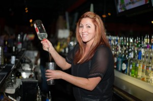 Bartender Katy Cox at M Lounge is as knowledgeable and friendly as they come. Brian Hutson
