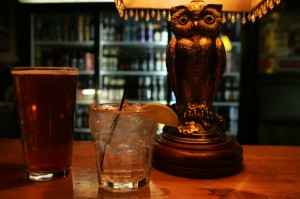 The drinks are cheap and tasty at The Boiled Owl, a newcomer on the Near Southside. Lee Chastain