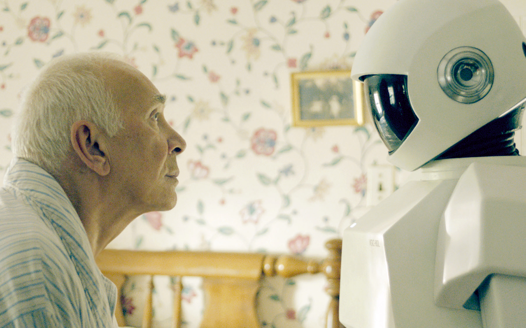 Frank Langella, James Marsden, Liv Tyler, Jeremy Sisto, and Susan Sarandon star in Robot & Frank now playing in Dallas.
