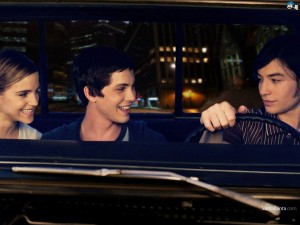 The Perks of Being a Wallflower opens Friday in Dallas.