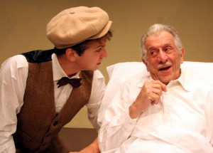 Joseph Keith Wilson and Jerry Russell in She Loves Me at Stage West.