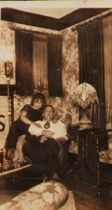 Pearl and Wyatt Slaughter lived in a well-appointed late-1920s bungalow near the hotel. Courtesy Wyatt Webb