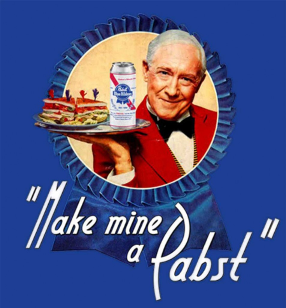 life revolves around PBR    Pabst Blue Ribbon On Ice