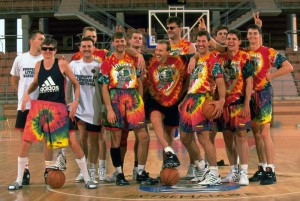 Lithuania's men's basketball team at the 1992 Summer Olympics
