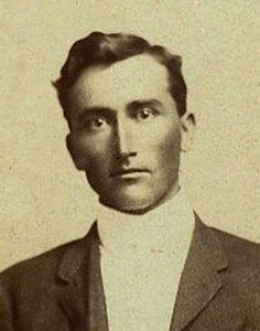 James H. Bracken is believed to have perished with the Titanic in 1912. Courtesy James Pylant