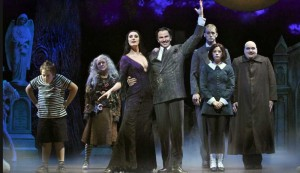 The Addams Family is on stage beginning Wednesday at Dallas Fair Park.