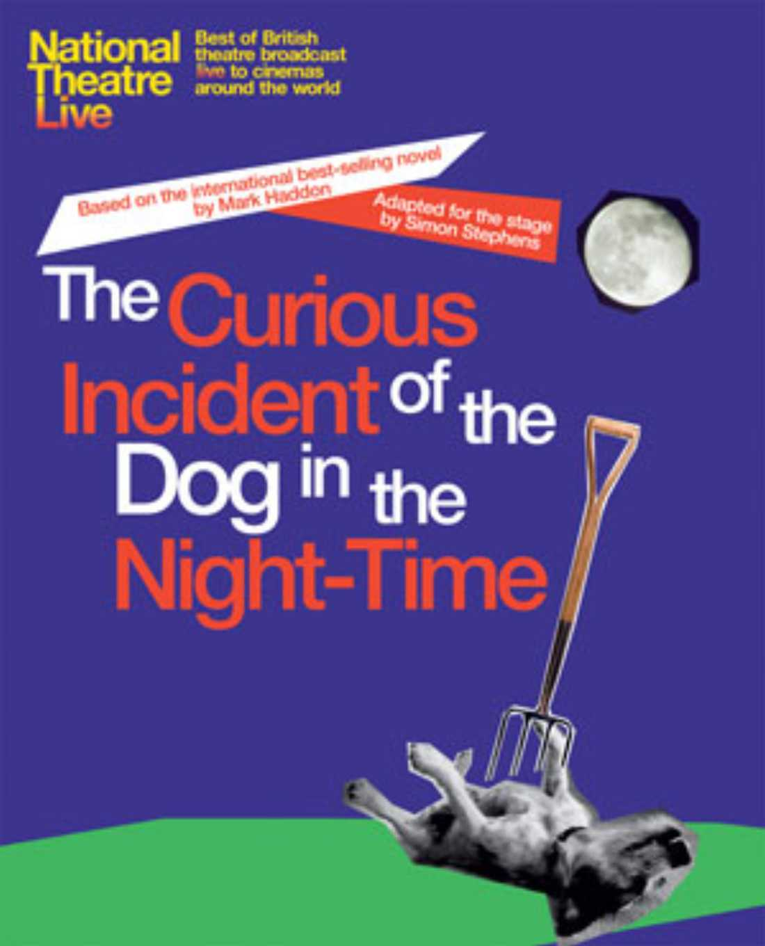 The Curious Incident of the Dog in the Night-Time screens Wednesday at 2pm and 7pm at the Modern Art Museum of Fort Worth.