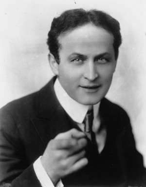The Official Sid Radner Houdini Seance is tonight at 8:15pm at The Masonic Center.