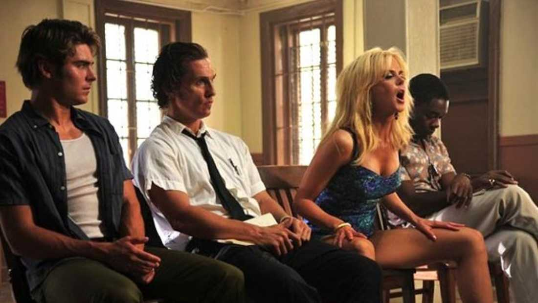 Zac Efron, Matthew McConaughey, Nicole Kidman and David Oyelowo star in The Paperboy opening Friday in Dallas.
