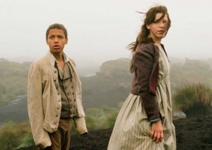 Wuthering Heights now playing exclusively in Dallas.