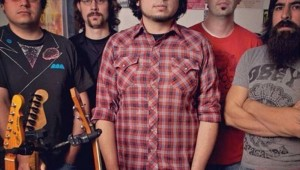 We The Sea Lions' frontman Jon Badillo (center) needs to get out more.